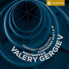 Shostakovich's Symphonies Nos. 1 & 15 on the Mariinsky Label (SACD)