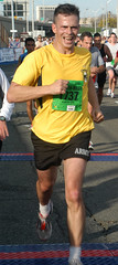Fitness and muscle building goals, Army Ten-Miler 2010