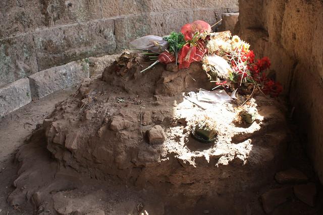 forum romain   tombe de jules cesar