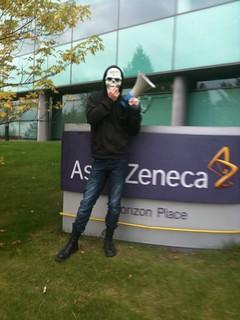 AstraZeneca Demo 28-10-10  Photo 1