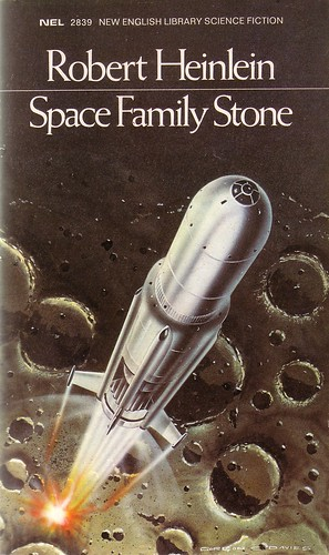 Robert Heinlein / Space Family Stone