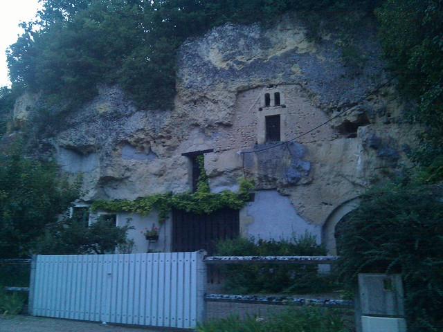 A House Built Into A Hill Flickr Photo Sharing