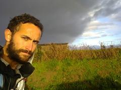 Un raio de sol, despois do temporal