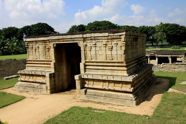 royal center hampi Underground Virupaksha