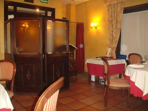 Restaurante la chalota madrid rincones secretos - Spa las rozas ...