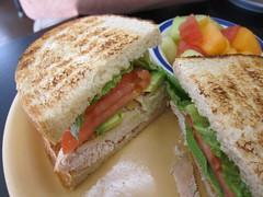 submarine sandwich(0.0), ciabatta(0.0), veggie burger(0.0), breakfast sandwich(0.0), blt(1.0), sandwich(1.0), meal(1.0), lunch(1.0), breakfast(1.0), ham and cheese sandwich(1.0), muffuletta(1.0), bã¡nh mã¬(1.0), food(1.0), dish(1.0),