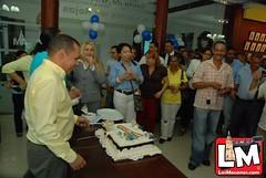 Cumpleaños el Alcalde del municipio de moca Lic. Remberto Cruz.