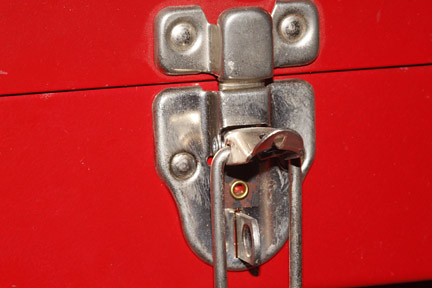 Toolbox Lock Flickr Photo Sharing