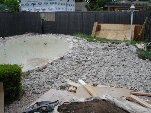 Our Flip: Taking the Pool from Gross to Grand