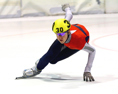 Mark shorttrack
