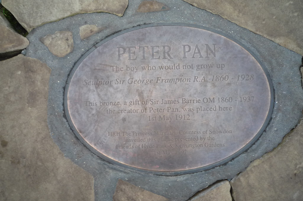 Peter Pan Statue for Veere
