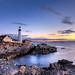 Portland Head Lighthouse by Kay Gaensler