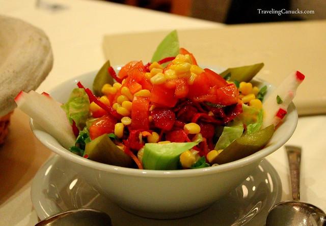 Typical Turkish Salad