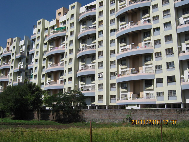 "Kumar Priyadarshan opposite  Mont Vert Dieu ""C"" - 2 BHK - 3 BHK Flats - next to Balaji Temple - on Pashan Sus Road - Pune 411 021 - 2"