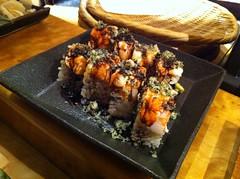 Crunch Roll at Sushi Ran