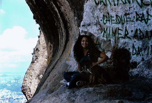 Celia en la bufa; Guanajuato, Mexico (2002)