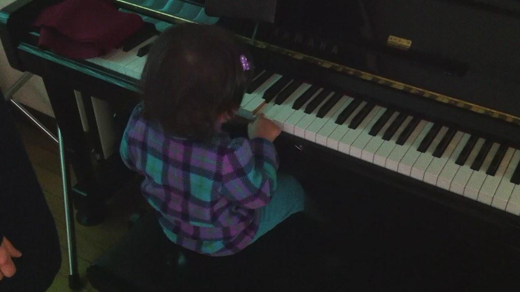 Singing along