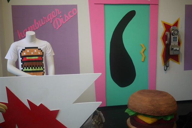 Hamburger Disco | Pop-up Store