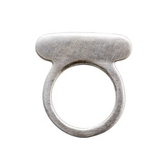 Happy Pill sterling silver ring. Do not put this one in your mount. Ok you can but just don't swallow it.