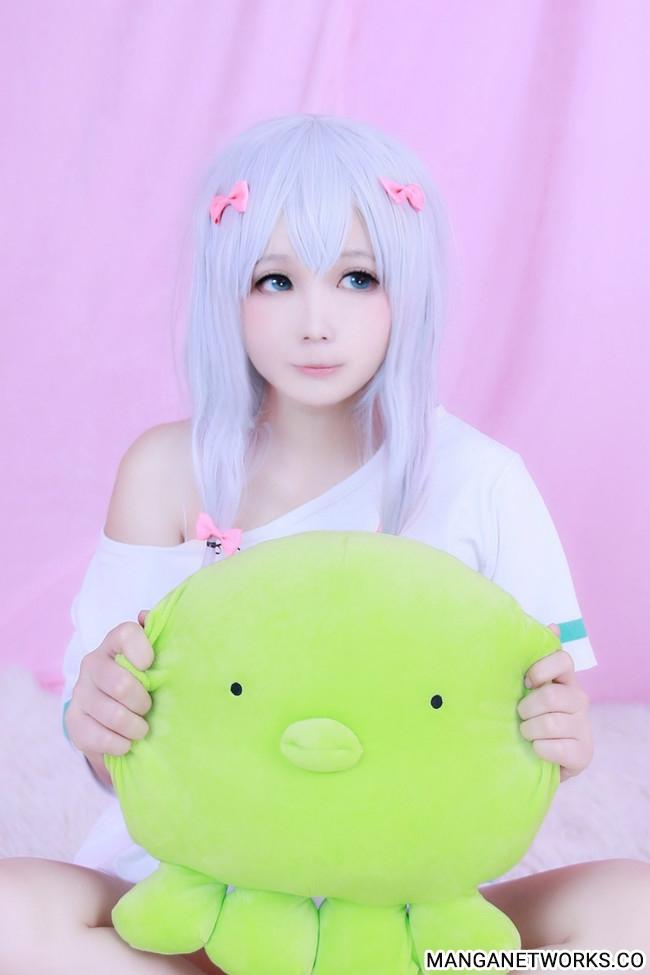 35705096165 d04336af51 o Phát cuồng với bộ ảnh cosplay Sagiri Izumi ( Eromanga sensei ) giống  y như đúc