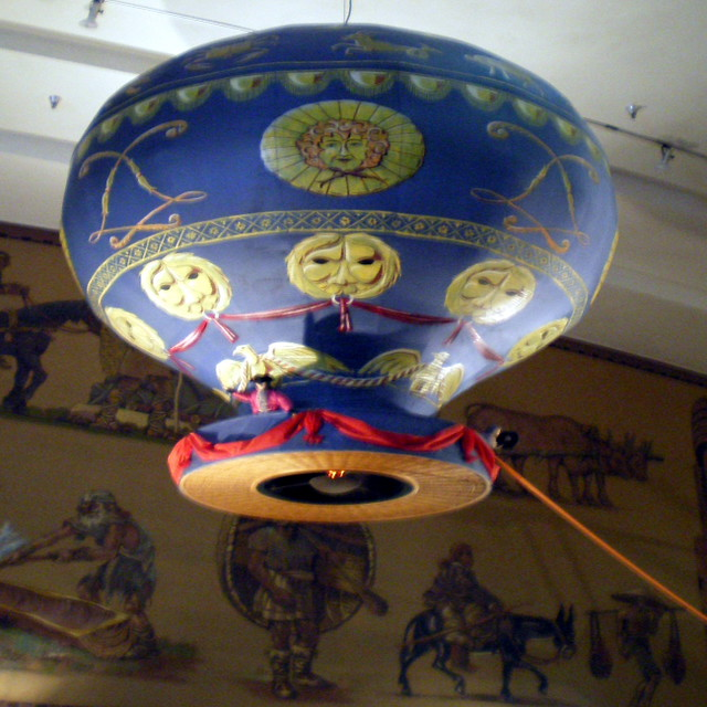 This Sophisticated Ascent Is Defined By Its Original: Montgolfier Definition/meaning
