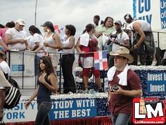Parada Dominicana en el Bronx 2010