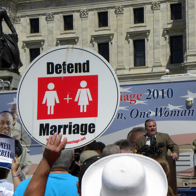 marriage rally