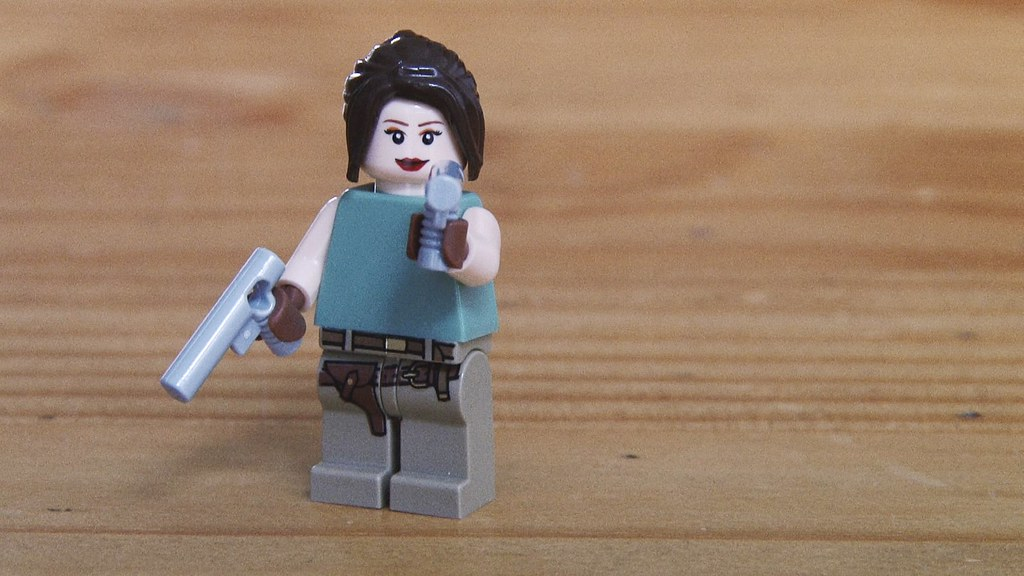 """""""Are you gonna shoot me, Lara?"""""""