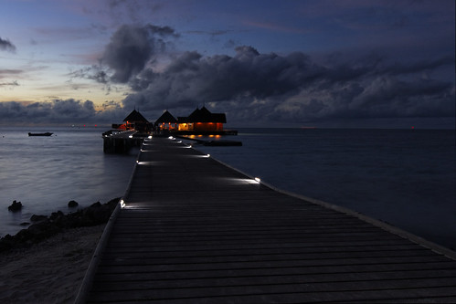 Maldivian Evening