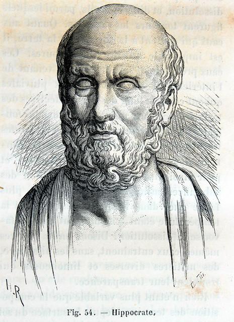 """Hippocrate""."