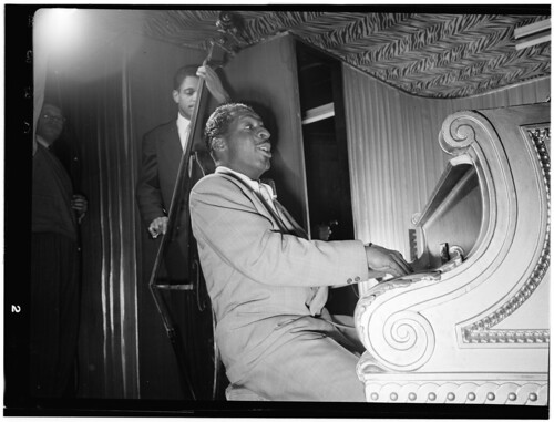 [Portrait of Erroll Garner, New York, N.Y., between 1946 and 1948] (LOC)