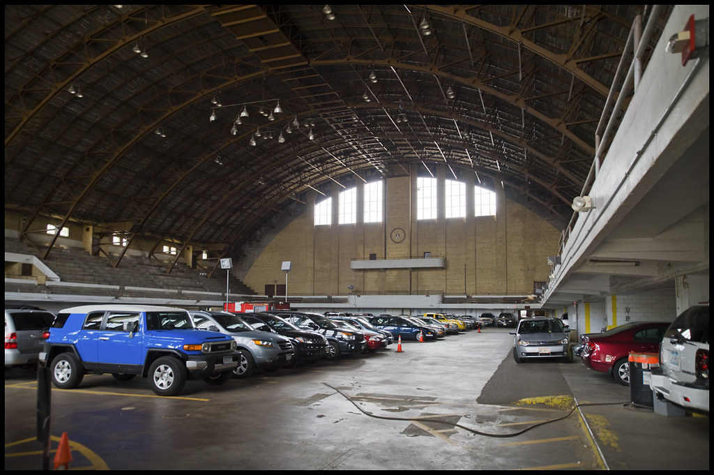 Armory Interior Minneapolis Andre Flickr