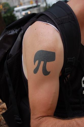 Pi | Des tattoos pas mal Geek!