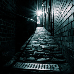 Down the Narrow Alleys of Whitby