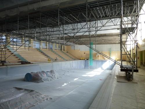 La piscine brossolette prend de nouvelles couleurs jf for Brossolette piscine