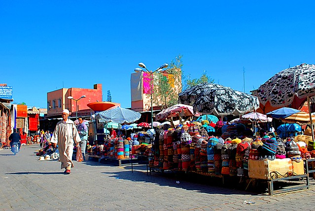 A Long Weekend in Marrakech