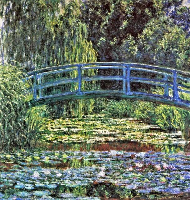 Flickriver photoset 39 jardin d 39 eau de c monet giverny 39 by photo - Le bassin aux nympheas ...