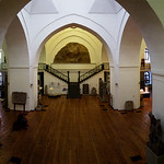 National Archaeological Museum Sofia, Bulgaria (Panorama)