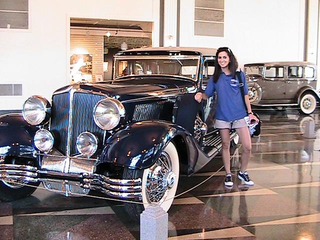 Auburn Indiana Car Show