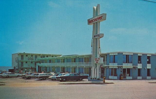 Vancouver Motel Myrtle Beach South Carolina Flickr