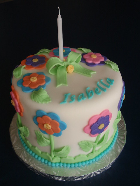 Cake Art South Penrith : Isabella s Cake Flickr - Photo Sharing!