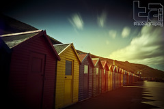 WELD-Beach Huts