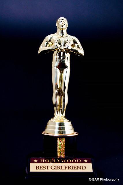 Best Girlfriend Award