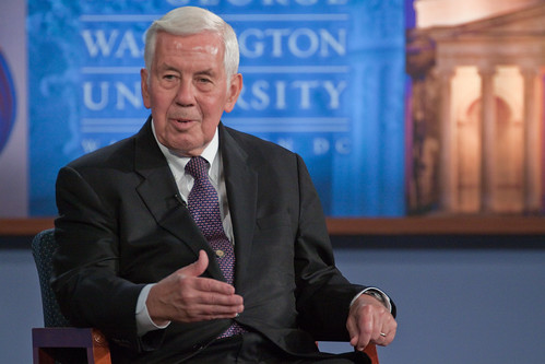 Senator Lugar: America and the New Nuclear Strategy