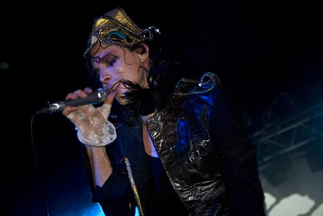 I Am X @ Salamandra, March 2010