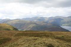 Arthur's Pike summit panorama 2