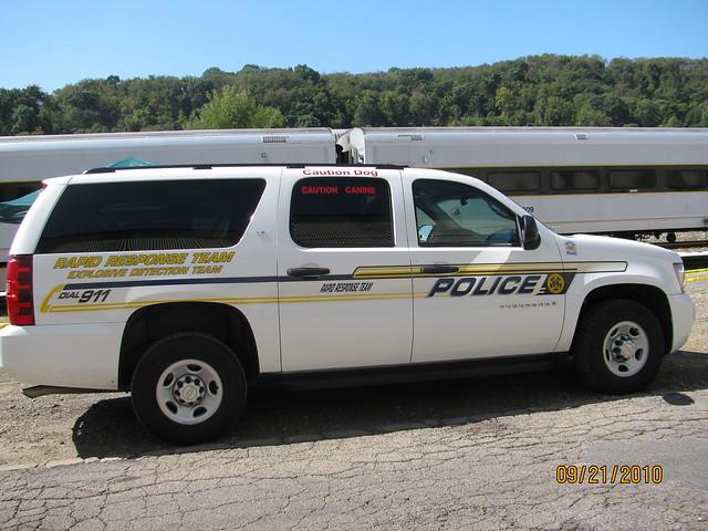 CSX Police