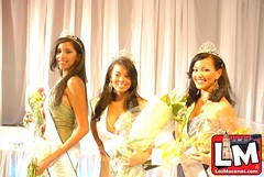 Eligen Reina, Virreina y Princesa de Patronales del Rosario 2010