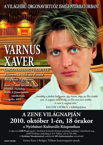 Varnus Xaver Nyírbátorban