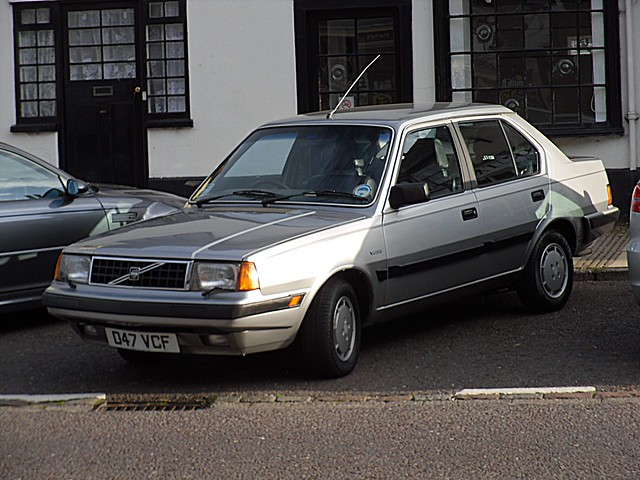 1986 Volvo 360 2.0i GLE Saloon. | Flickr - Photo Sharing!